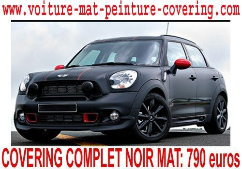 mini countryman noir mat mini countryman noir mat. Black Bedroom Furniture Sets. Home Design Ideas
